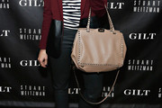 Stacy London Studded Tote