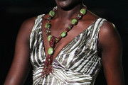 Alec Wek Multi Beaded Necklace
