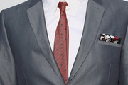 Michael Shannon Dotted Tie
