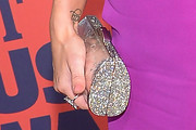 Kellie Pickler Metallic Clutch