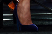 Dania Ramirez Evening Pumps