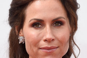 Minnie Driver Half Up Half Down