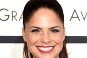Soledad O'Brien Ponytail
