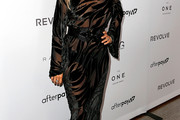 Kate Moss Sheer Dress