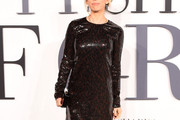 Sam Taylor-Johnson Beaded Dress