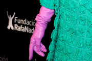 Nati Abascal Leather Gloves