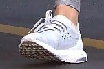 Chloe Grace Moretz Running Shoes