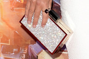 Karina Smirnoff Box Clutch