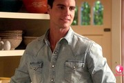 Colin Egglesfield Denim Shirt