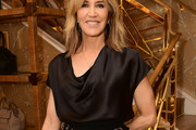 Felicity Huffman Cowl Neck Top