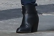Jessica Biel Ankle boots