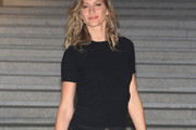 Gisele Bundchen Knit Top