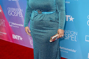 Tamela Mann Mermaid Gown