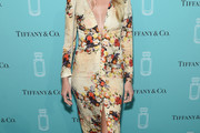 Lindsay Ellingson Print Dress