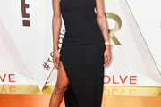 Teyana Taylor One Shoulder Dress