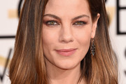 Michelle Monaghan Long Side Part