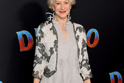Helen Mirren Cropped Jacket