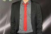 Tom Daley Narrow Solid Tie