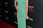 Julianne Nicholson Evening Dress