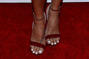 Brooke Burke-Charvet Strappy Sandals