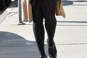 Busy Philipps Tights