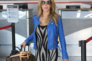 Lisa Hochstein Leather Jacket
