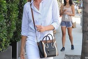 Cat Deeley Cross Body Tote