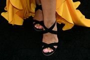 Dascha Polanco Strappy Sandals