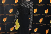 Jessica Raine Little Black Dress
