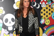 Caitlyn Jenner Cropped Jacket