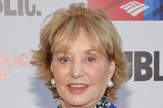 Barbara Walters Layered Razor Cut