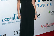 Joely Fisher Evening Dress