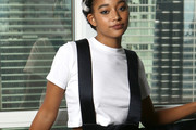 Amandla Stenberg Crop Top