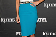 Jennifer Hawkins Pencil Skirt