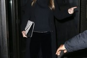 Olivia Wilde Wool Coat