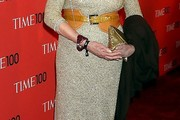 Barbara Walters Evening Dress