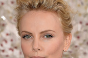 Charlize Theron Bobby Pinned updo