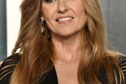 Connie Britton Long Side Part