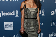 Diane Guerrero Beaded Dress