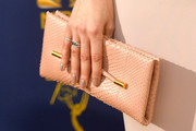 Vanessa Kirby Leather Clutch