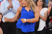 Shawn Johnson Loose Blouse