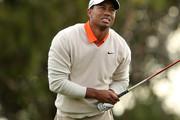 Tiger Woods V-neck Sweater
