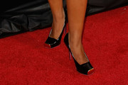 Tisha Campbell-Martin Evening Pumps