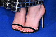 Emily Mortimer Strappy Sandals