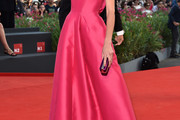 Nieves Alvarez Evening Dress