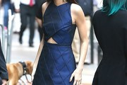 Kendall Jenner Cutout Dress