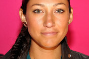 Christen Press Long Braided Hairstyle