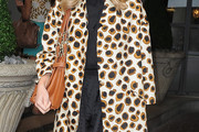 Mollie King Evening Coat