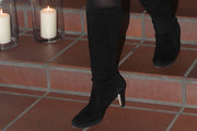 Keely Shaye Smith Knee High Boots