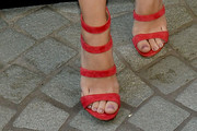 Sol Rodriguez Strappy Sandals